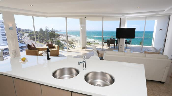 Three Bedroom Deluxe Mooloolaba